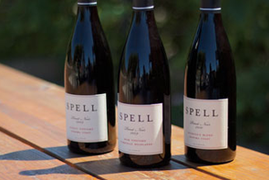 Spell Estate Wine Bottles